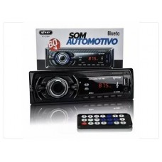 Som Automotivo com Bluetooth KP-C28BH Knup